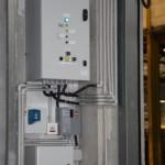 armoire electrique rideau coupe feu devetissement vertical