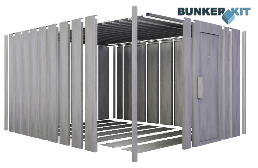 Bunkerkit vue 3D
