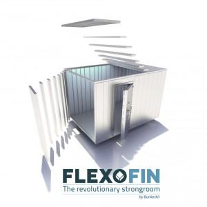 Flexofin vue éclatée