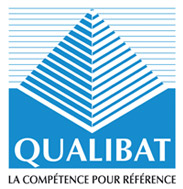 Qualification QUALIBAT 5321 installation de désenfumage naturel
