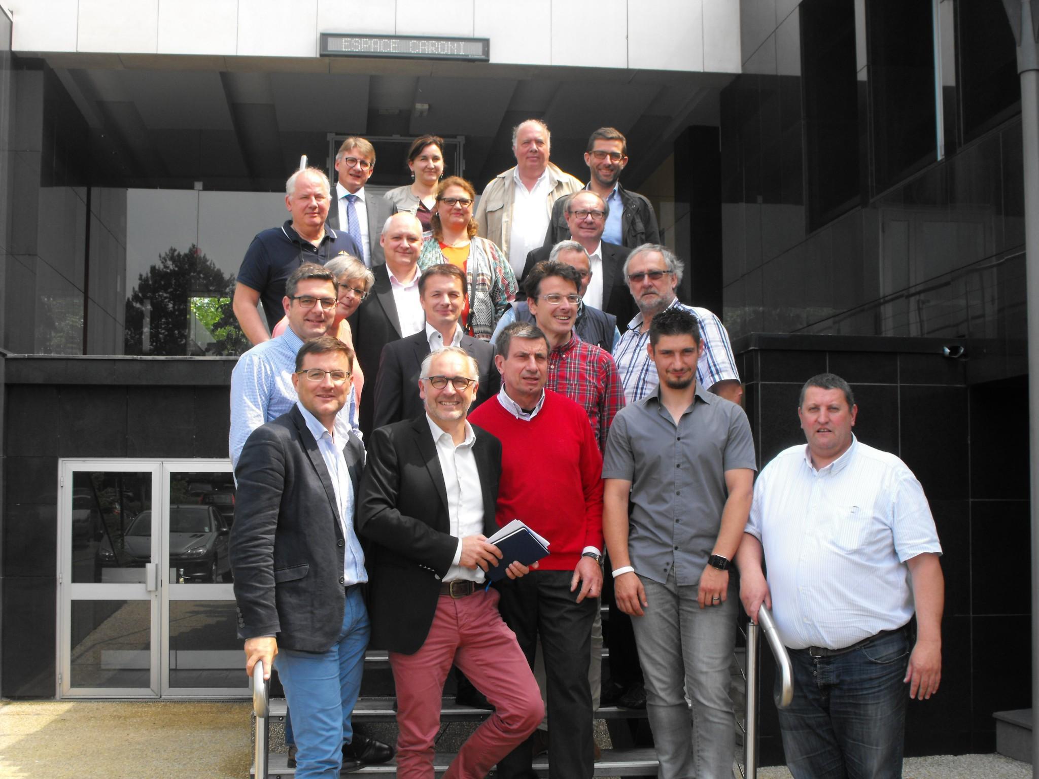 conseil administration FFB Grand Lille 2016_2019